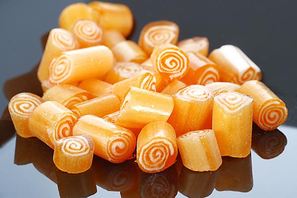 Pfirsich Bonbon (zuckerfrei)