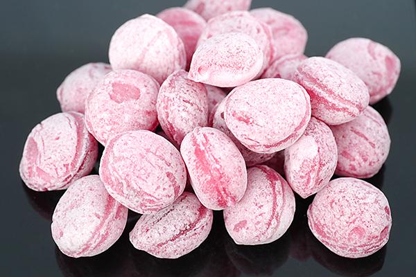 Rhabarber-Karamell Bonbon